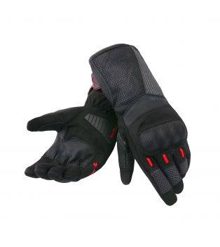 Guanti Travelproof Aqvadry Nero/Anthracite/Rosso