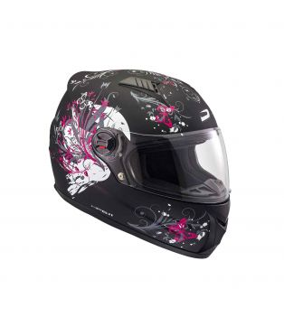 Casco HP5.11 Bloom Nero/Fucsia