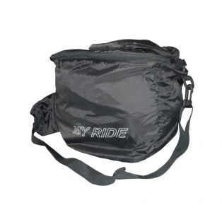 Borsa Portacasco Outdoor Nero
