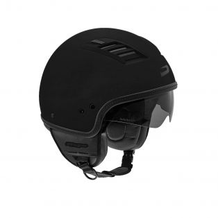 Casco da moto HP2.60 AIR Nero opaco