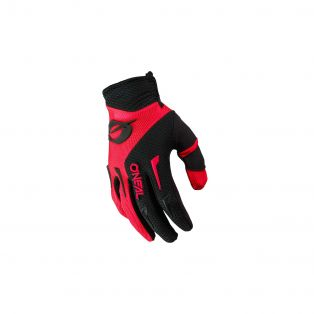 Guanti da cross Element MY21 Rosso/nero